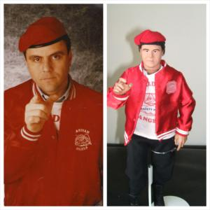 Curtis Sliwa Action Figure