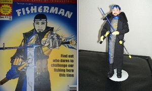 Male Action Figure 204