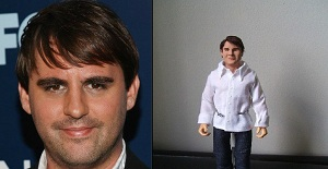 Roberto Orci Action Figure