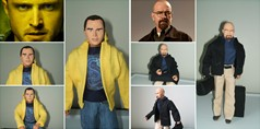 Celebrity Action Figures